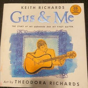 Other - gus and me new book